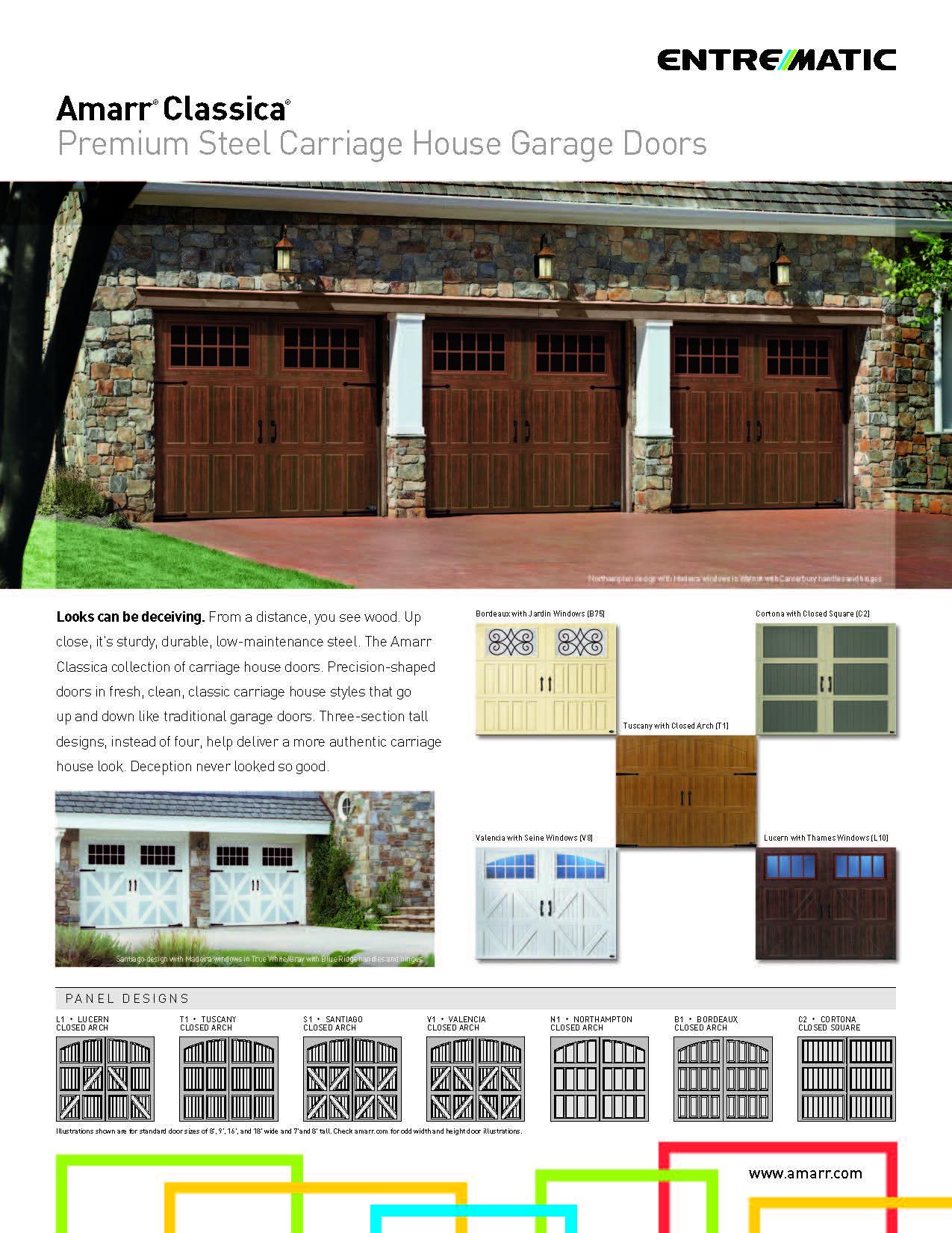 Classica Brochure