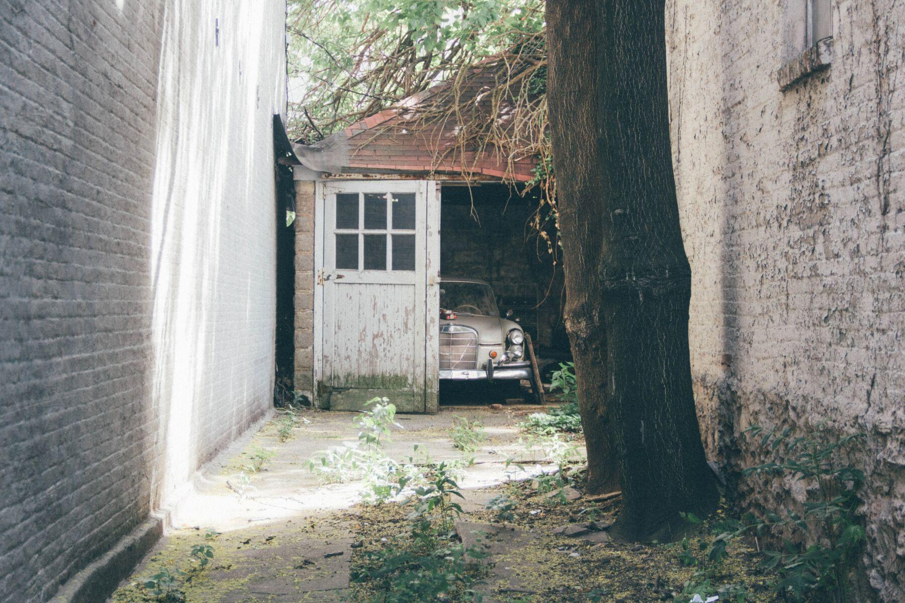 Maintenance of garage doors